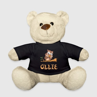 Owl Ollie - Teddy Bear