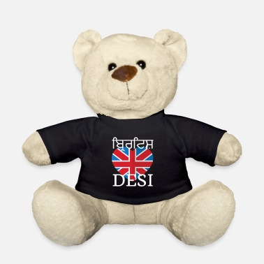 Desi BRITISH DESI - Teddy Bear