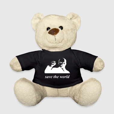 Lenin Lenin design - Teddy Bear