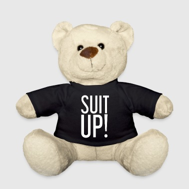 Suit Of Armor Suit Up! Suit - white - Teddy Bear