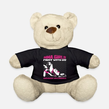 Girl MMA Girls - Fightwear - Mix Martial Arts - BJJ - Teddy Bear