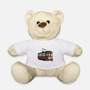 Tram tram - Teddy Bear