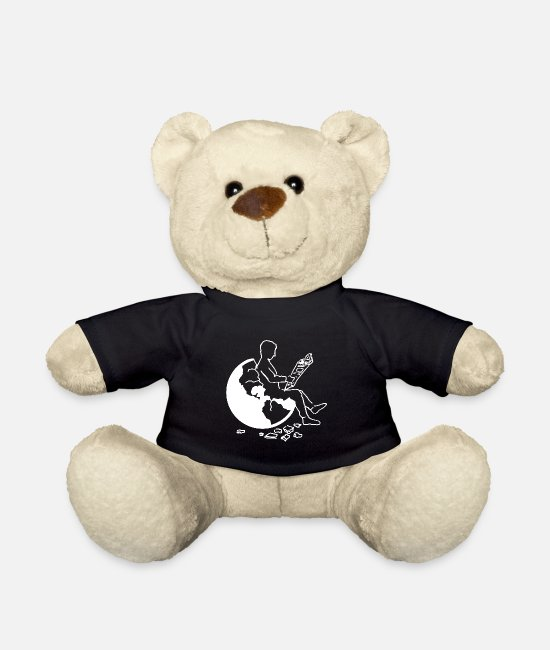 Earth Teddy Bear Toys - Earth - Teddy Bear black