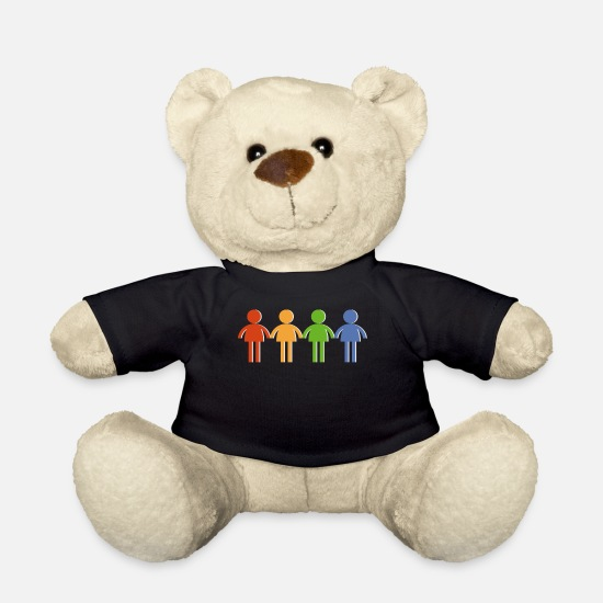 Love Teddy Bear Toys - community - Teddy Bear black