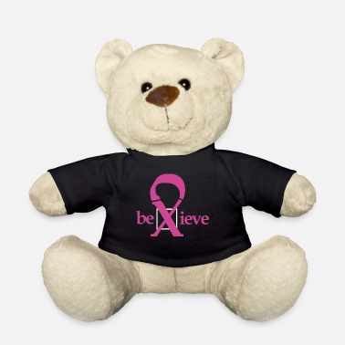 Fight Cancer Believe Cancer Fight - Teddy Bear