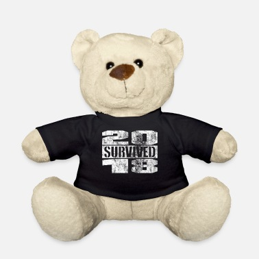 Survival Survived in 2018 - survived - Teddy Bear