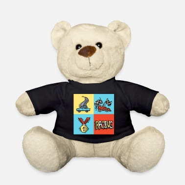 Sportscar sportscar racing 55 F - Teddy Bear