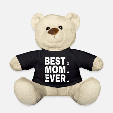 BEST MOM EVER - Ours en peluche