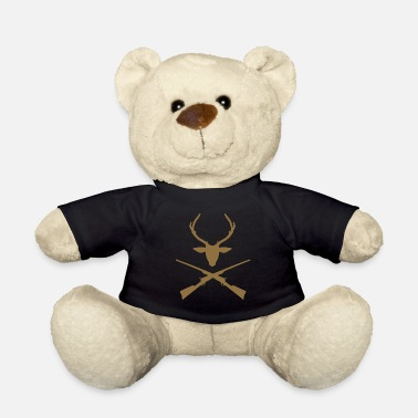 Deer Hunter Deer hunter hunting hunter - Teddy Bear