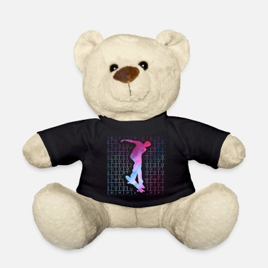 Booth Skateboard64 G - Teddy Bear