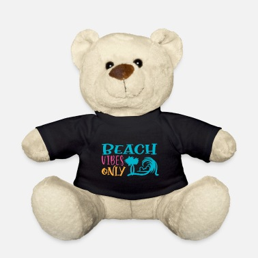 Portugal Beach Vibes Only Sun Beach Ocean - Teddy Bear