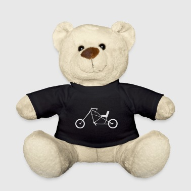 Tricycle Bicycle wheel tricycle - Teddy Bear