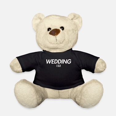 Wedding Wedding - Teddybär