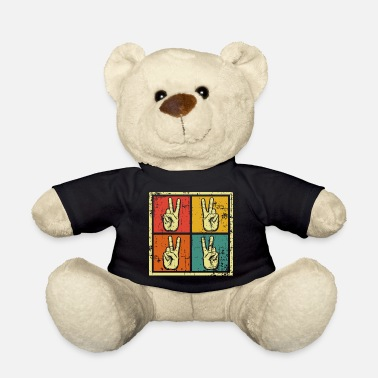 Peace Movement Peace Movement Peace - Teddy Bear