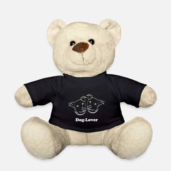 Gift Idea Teddy Bear Toys - dog owners - Teddy Bear black