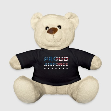 Soldiers Veterans Day USA USArmy America Military Patriot - Teddy Bear