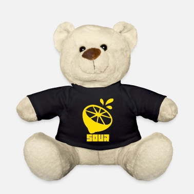 Sour Sour Lemon sour lemon - Teddy Bear