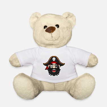 Pirate Party Halloween Pirate Party - Pirate Captain for Part - Teddy Bear