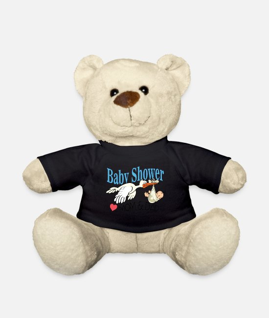 Robes Teddy Bear Toys - Baby Shower Show - Teddy Bear black