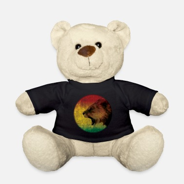 Reggae Reggae lion - Teddy Bear