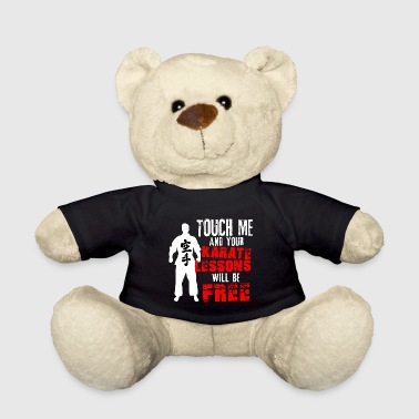 Mixed Martial Arts Karate self-defense martial arts martial arts - Teddy Bear