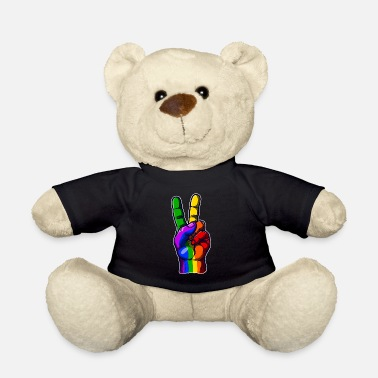 Csd Gay Lesbian Tolerance Marriage Love Lgbt Csd Pride - Teddy Bear