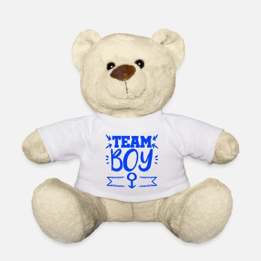Kindergarten Team Young Pregnancy Offspring PartnerLook - Teddy Bear
