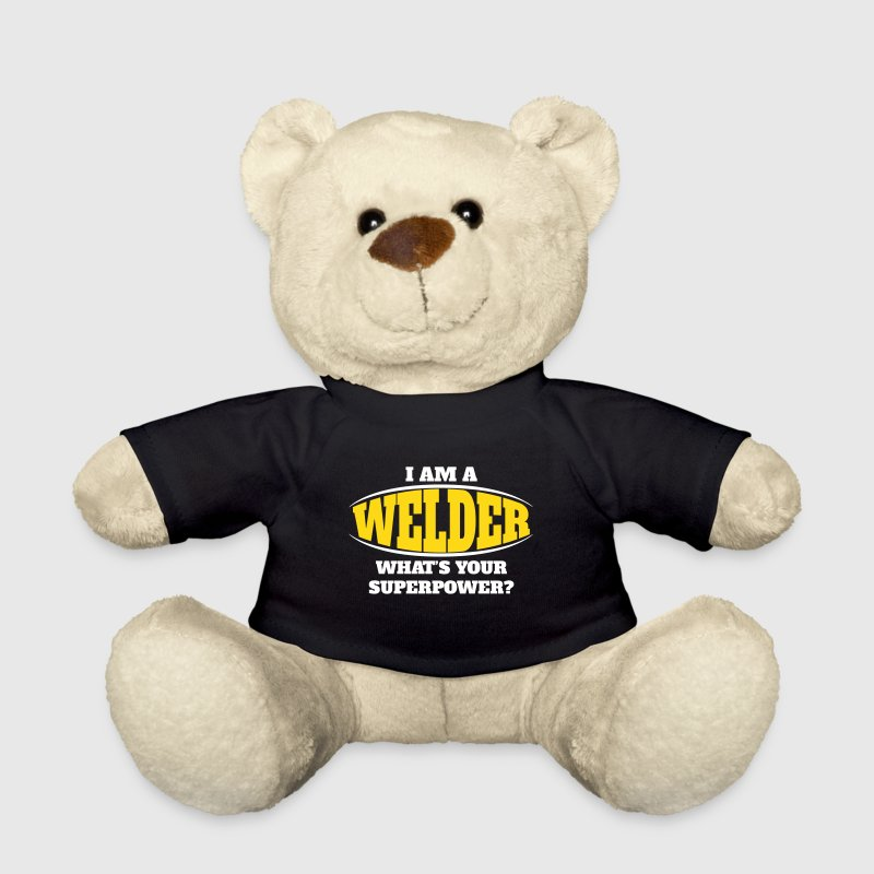 Welder Superpower - Teddy Bear