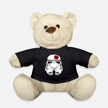 Han Solo Stromtrooper in LOVE - Smiling Troopa - Teddy Bear