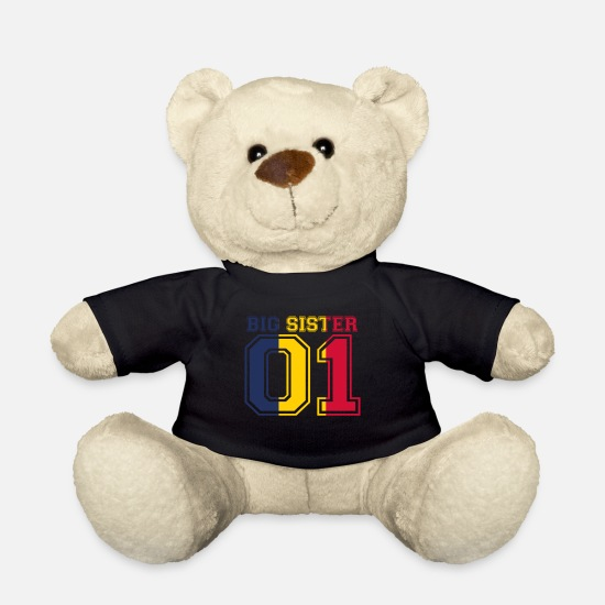 Love Teddy Bear Toys - Big Sister big sister 01 Chad - Teddy Bear black