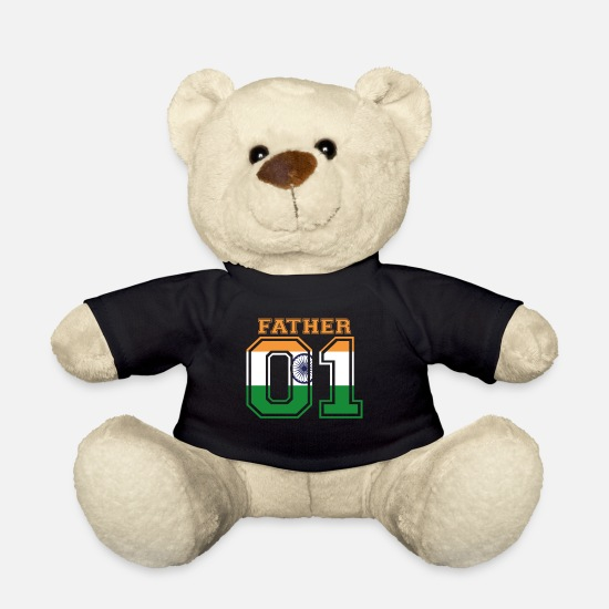 Love Teddy Bear Toys - Father father daddy 01 queen India - Teddy Bear black
