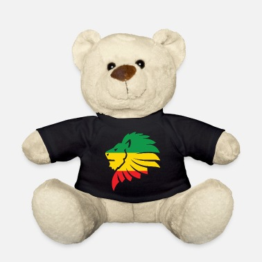Rasta Rasta Lion - Teddy Bear