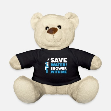 Save Water Environmental Protection Recycle Organic Gift - Teddybeer