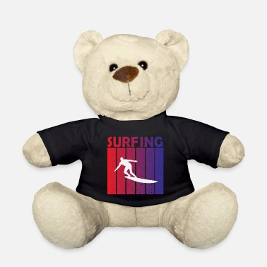 Surf Surfing surfing - Teddy Bear