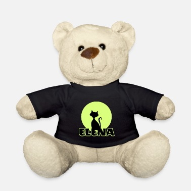 Name Day Elena Name day first name personal gift - Teddy Bear