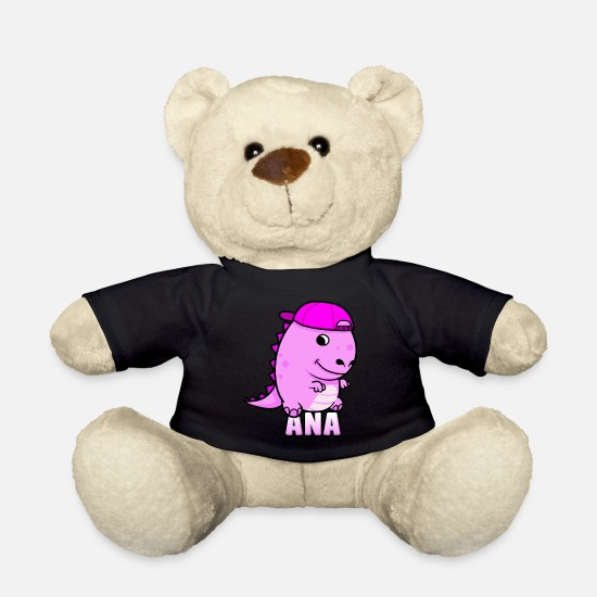 Ana Teddy Bear Toys - Ana's birthday present - Teddy Bear black