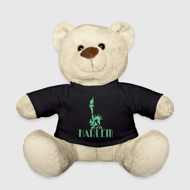 Statue Of Liberty Harlem - Statue of Liberty - Statue of Liberty - Teddy Bear
