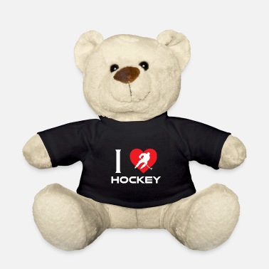 Hockey ice Hockey - Teddy Bear