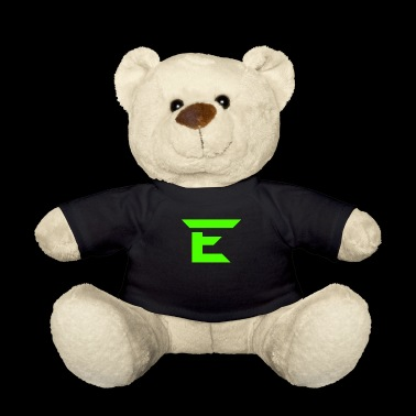 E for Emerald - Teddy Bear