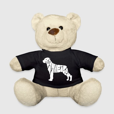 ROTTWEILER T-Shirt - Teddy Bear
