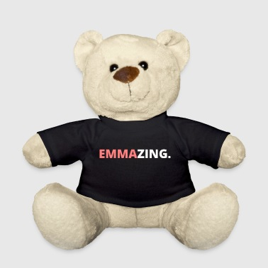 EMMAZING White - Teddy