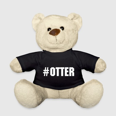 otter - Teddy Bear