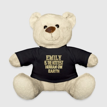 Emily - Teddy Bear