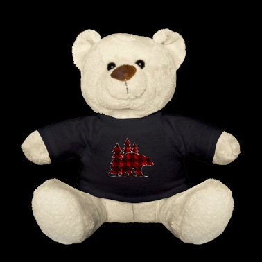 Shirt for woodworker Lumberjack as a gift - Teddy Bear