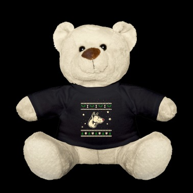 Thai Ridgeback Christmas Gift - Teddy Bear