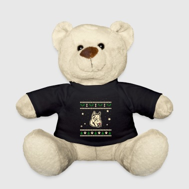Scottish Terrier Christmas Gift - Teddy Bear