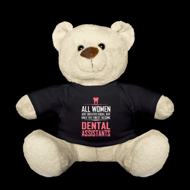 Dental assistants - Teddy Bear
