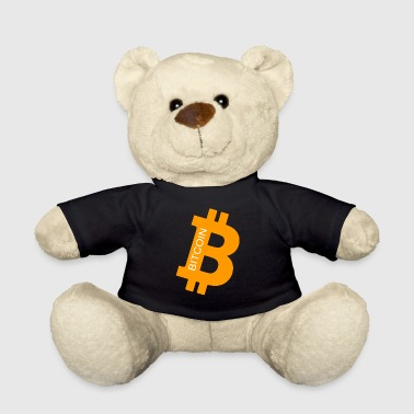 bit coin - Teddy Bear