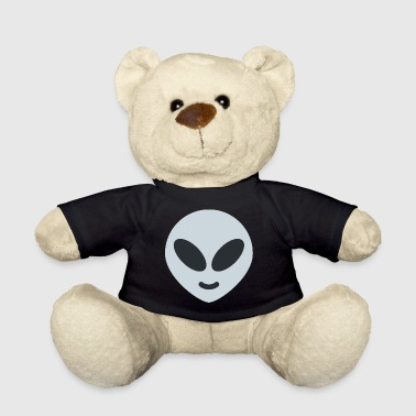 alien emoji - Teddy Bear