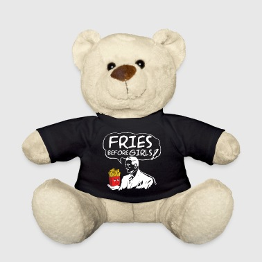 French fries and men fries - Teddy Bear